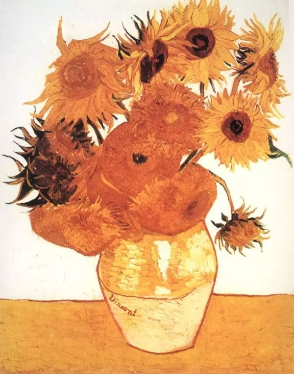 一篇文章教会你如何欣赏梵高,毕加索的画