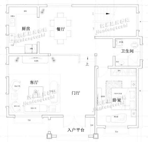 建房实例:三层农村自建房11x10米,优雅精致,30万造价!