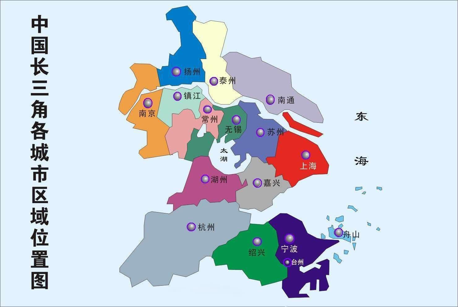 长三角经济最强的三座地级市,无锡强势入围,南通潜力巨大,有你家乡吗?