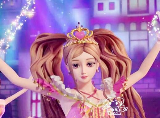 精灵梦叶罗丽第六季的五个崭新王冠,莫纱的很可爱,辛灵的最罕见图片