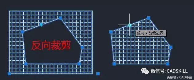 CAD中要遮挡或只显示图形整体一部分v图形园艺cad图片