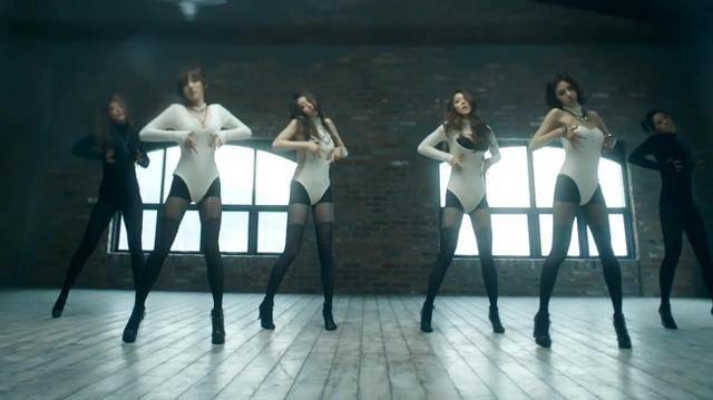 韩国性感天团十大歌曲性感女我办公室医生的和女子,第十名就已经让人图片