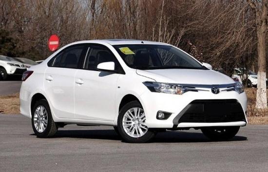 丰田威驰最高优惠3万 降价竞争现代朗动