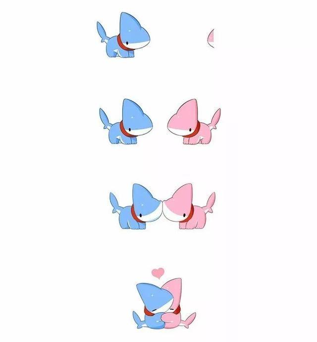 """虽然有很多关于小动物的萌漫画,但是韩国艺术家flaflo和vress创作的"""""""