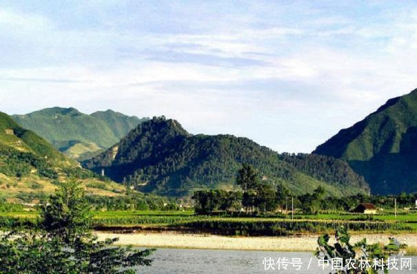 午子山风景区位于陕西汉中西乡县城东南12公里堰口镇的210国道路旁.