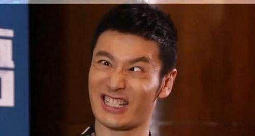 明星们斗鸡眼的瞬间,吴莫愁太吓人,鹿晗的表双人拳击猴图片