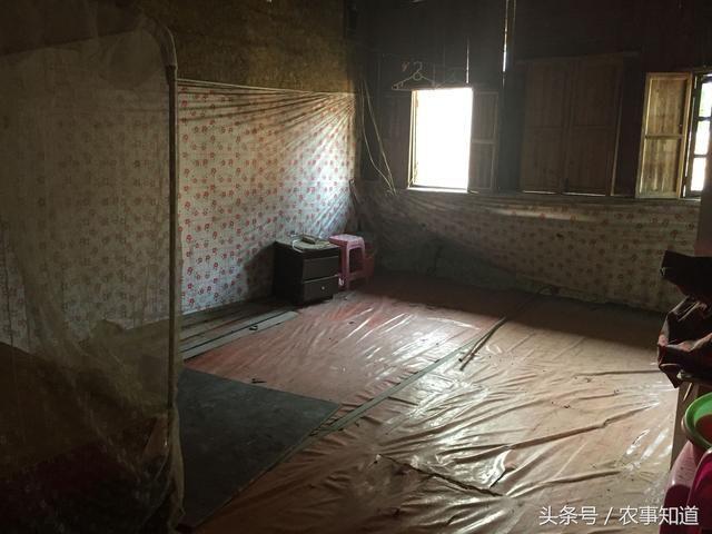 真实农村卧室照片