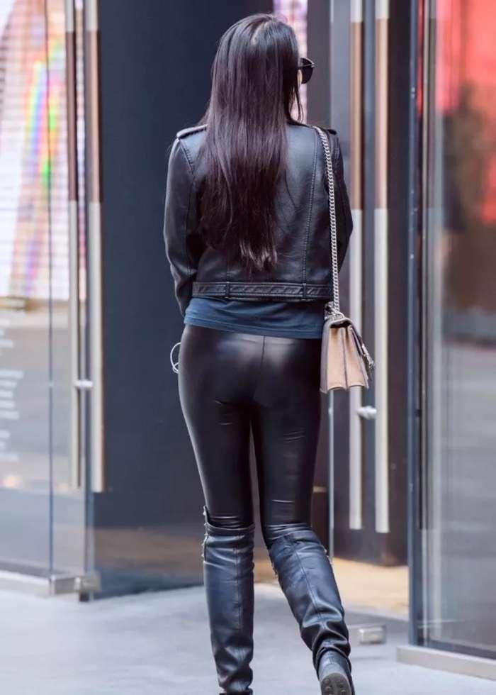 李玟皮裤翘臀_性感紧身皮裤翘臀_李玟性感紧身_紧身白皮裤翘臀少妇-圈子花园图片