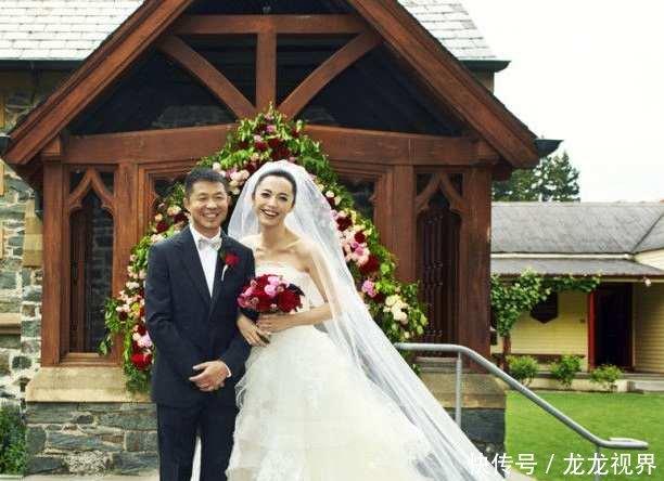 姚晨结婚了吗_姚晨和曹郁的结婚照.