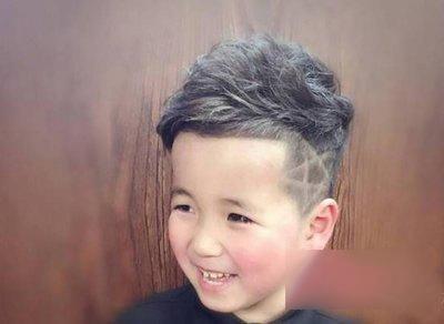 儿童刻痕帅气发型图片所有产品图片