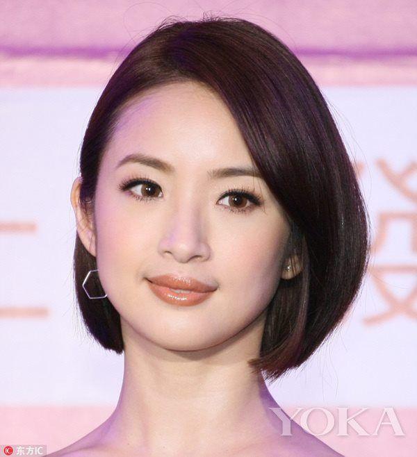 居然比瓜子脸还适合!小圆脸女星换上短发 瘦脸又减龄!