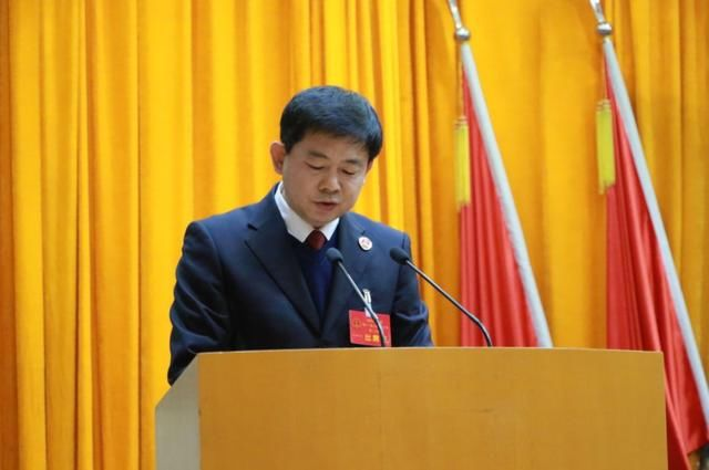 鹤山区检察院检察工作报告获人大代表全票通过