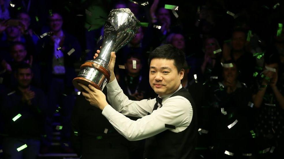 丁俊晖时隔10年再夺英锦赛冠军