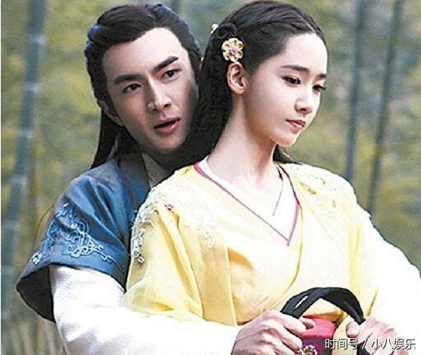 林更新合作过的最美女演员,赵丽颖才排第三图片