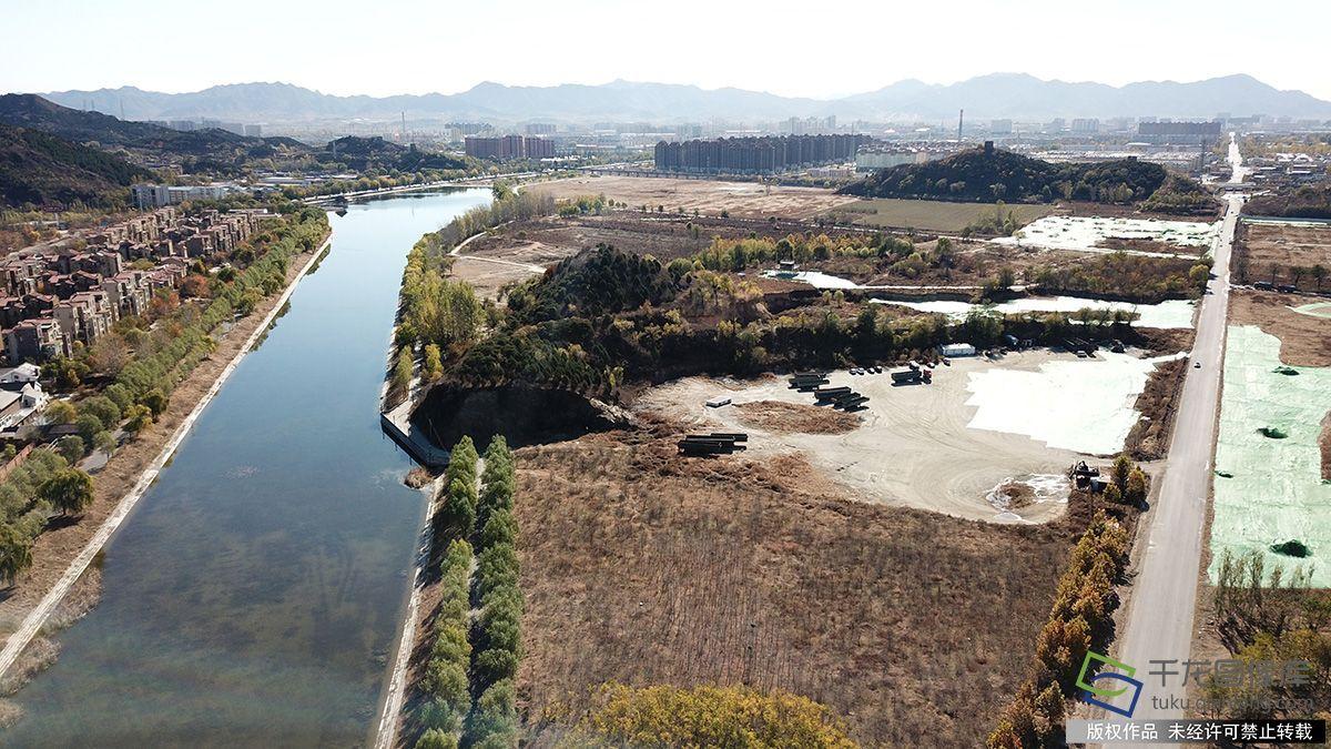 密云白河城市森林公园规划设计单位供图 千龙网发