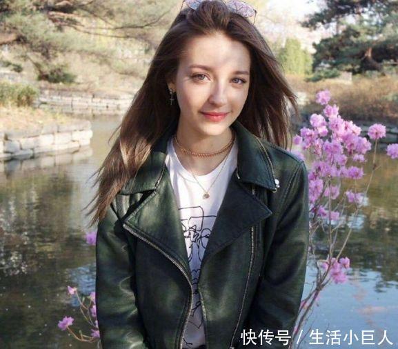 中国小伙娶俄罗斯女孩,看到两人生的孩子,许多人想出国旅游!图片