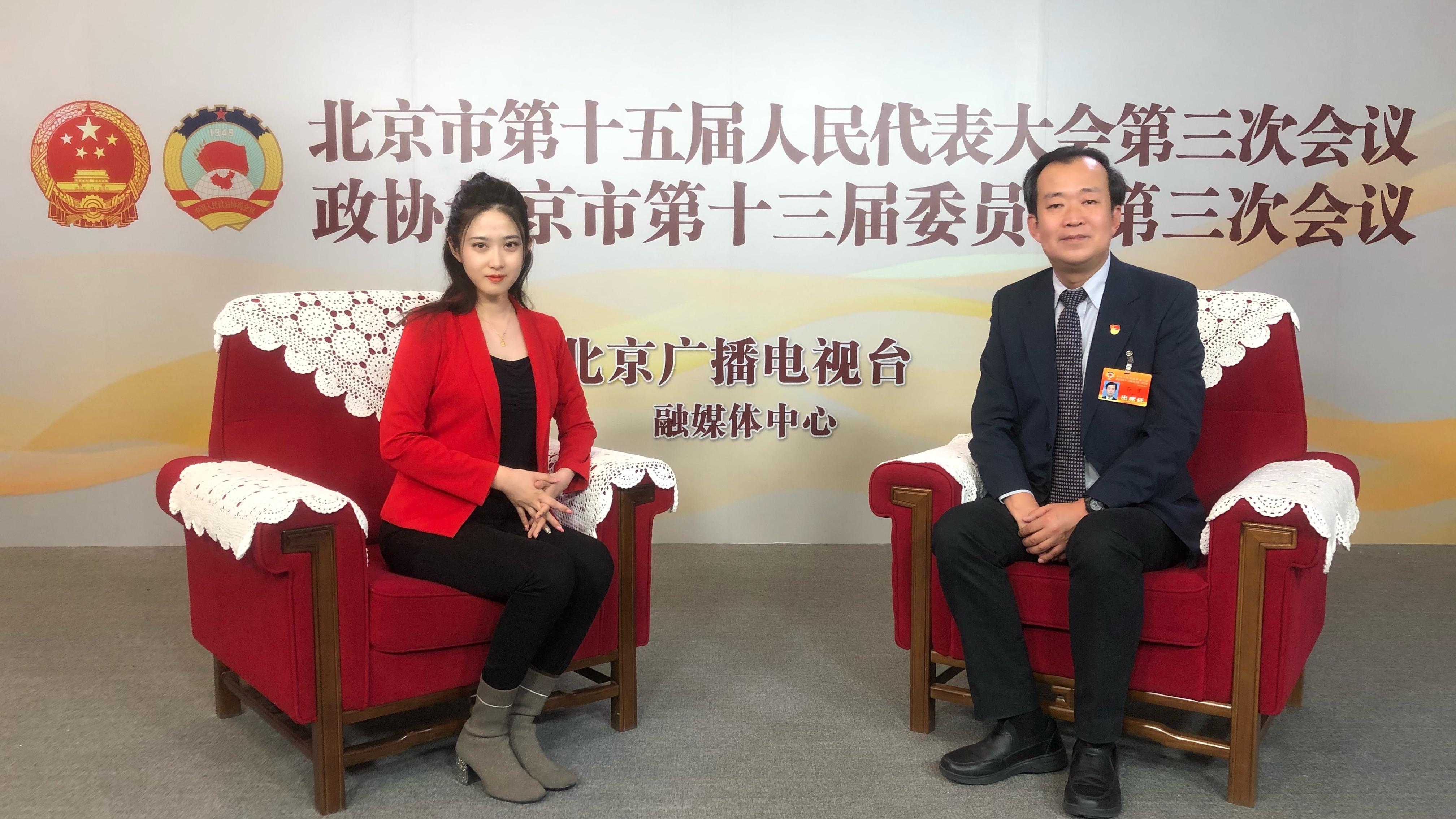 北京市政协委员孙宇:强化快递服务车辆规范管理