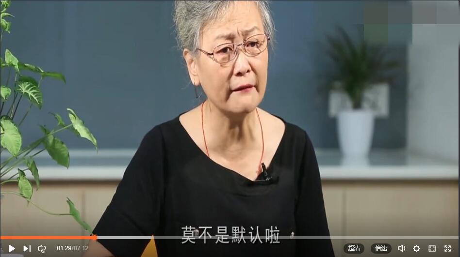 北京大妈有话说主持人阮雅青隔空喊话冯小刚提了