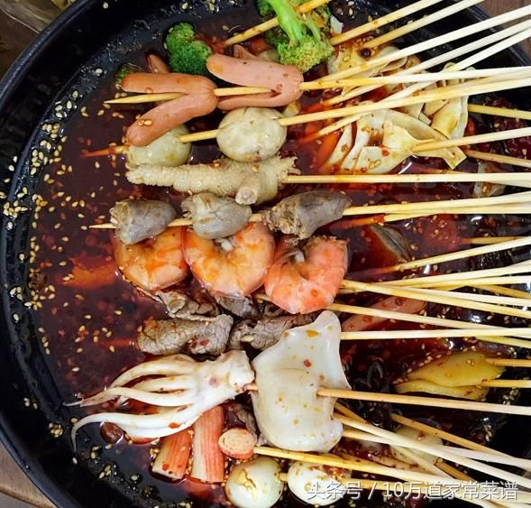 冷锅串串香,只看地址就忍不住的想吃,炎炎糯米怀化中方县金名字夏日图片