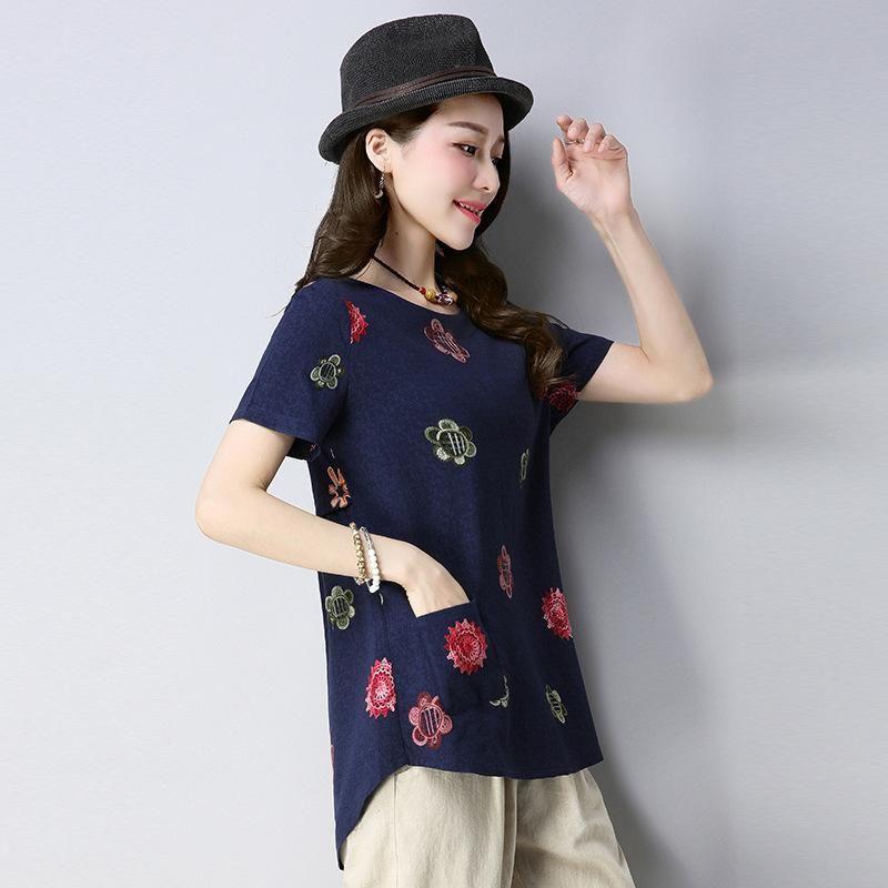小姨的爱事_难怪小姨最近爱穿棉麻衫,原来是这样穿衣搭配,年轻又迷