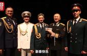 战斗民族唱中国红歌 这中文也是没谁了!