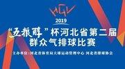 2019河北省第二届气排球比赛