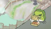 佛系的你在养佛系的蛙?《旅行青蛙》为什么一夜爆红