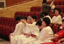 第二节北京合唱大赛参赛队伍活动花絮