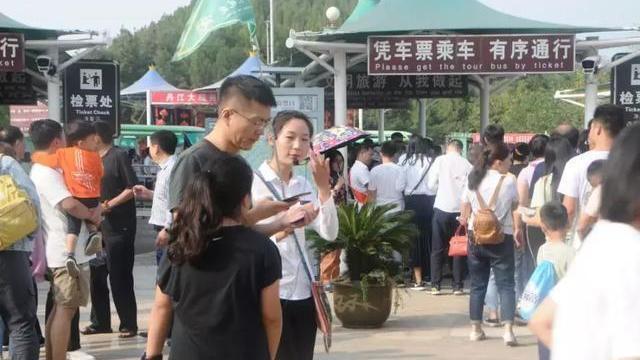 2019国庆黄金周,丹江大观苑完美收官!