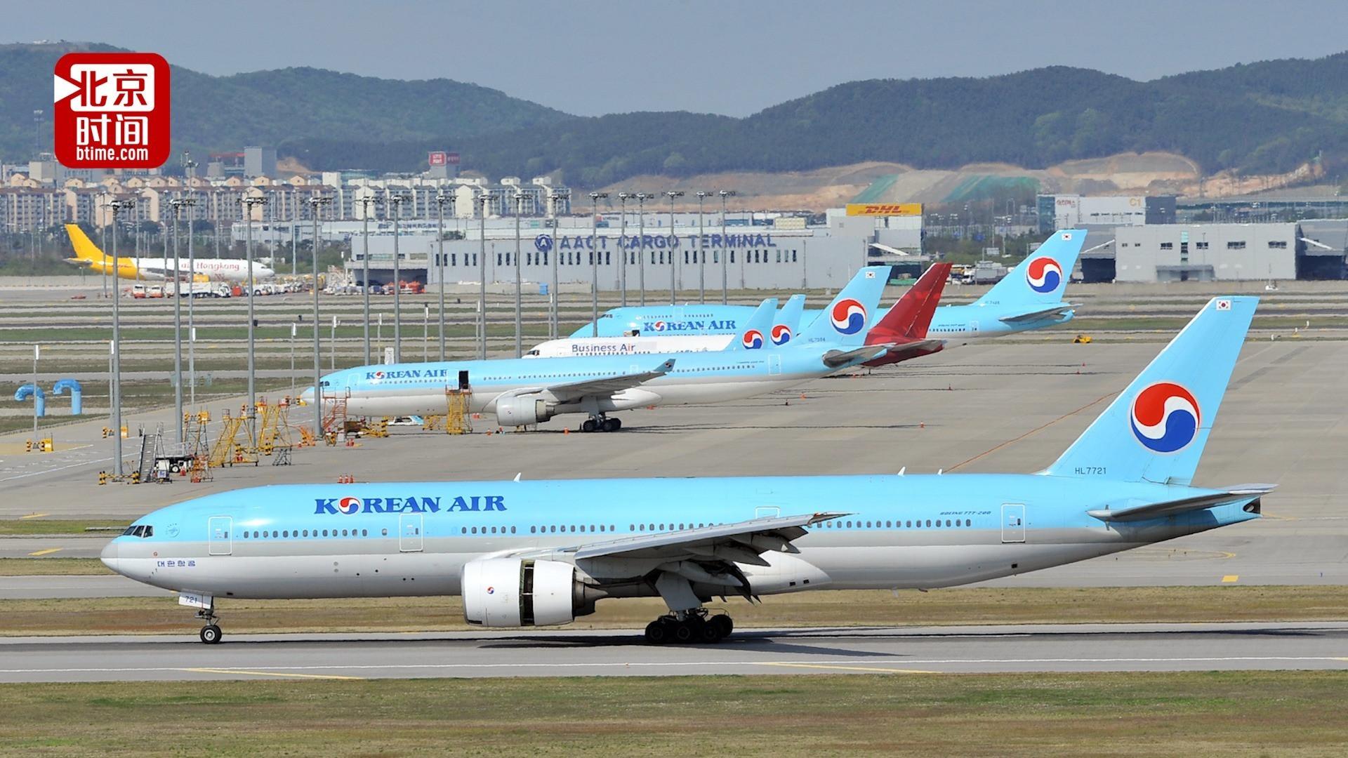 韩媒:因中国航司待遇优厚 五年来八成离职韩国飞行员跳槽至中国航司