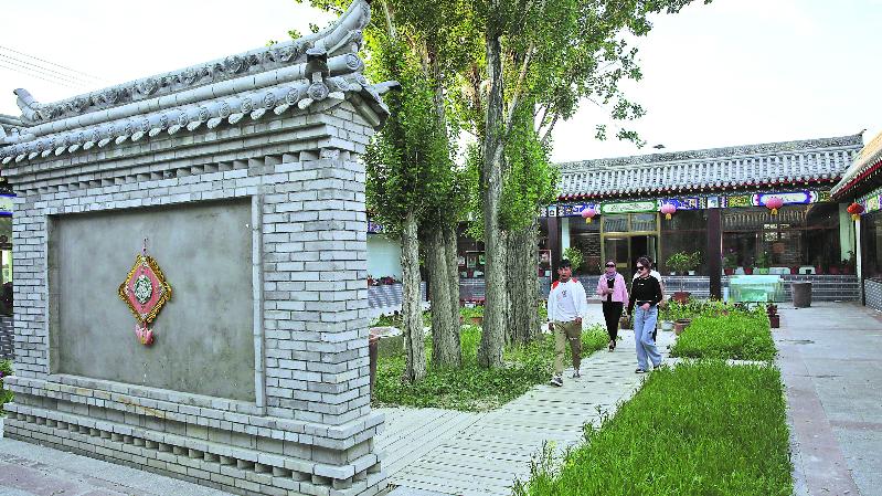 特色民宿成新疆旅游亮丽名片