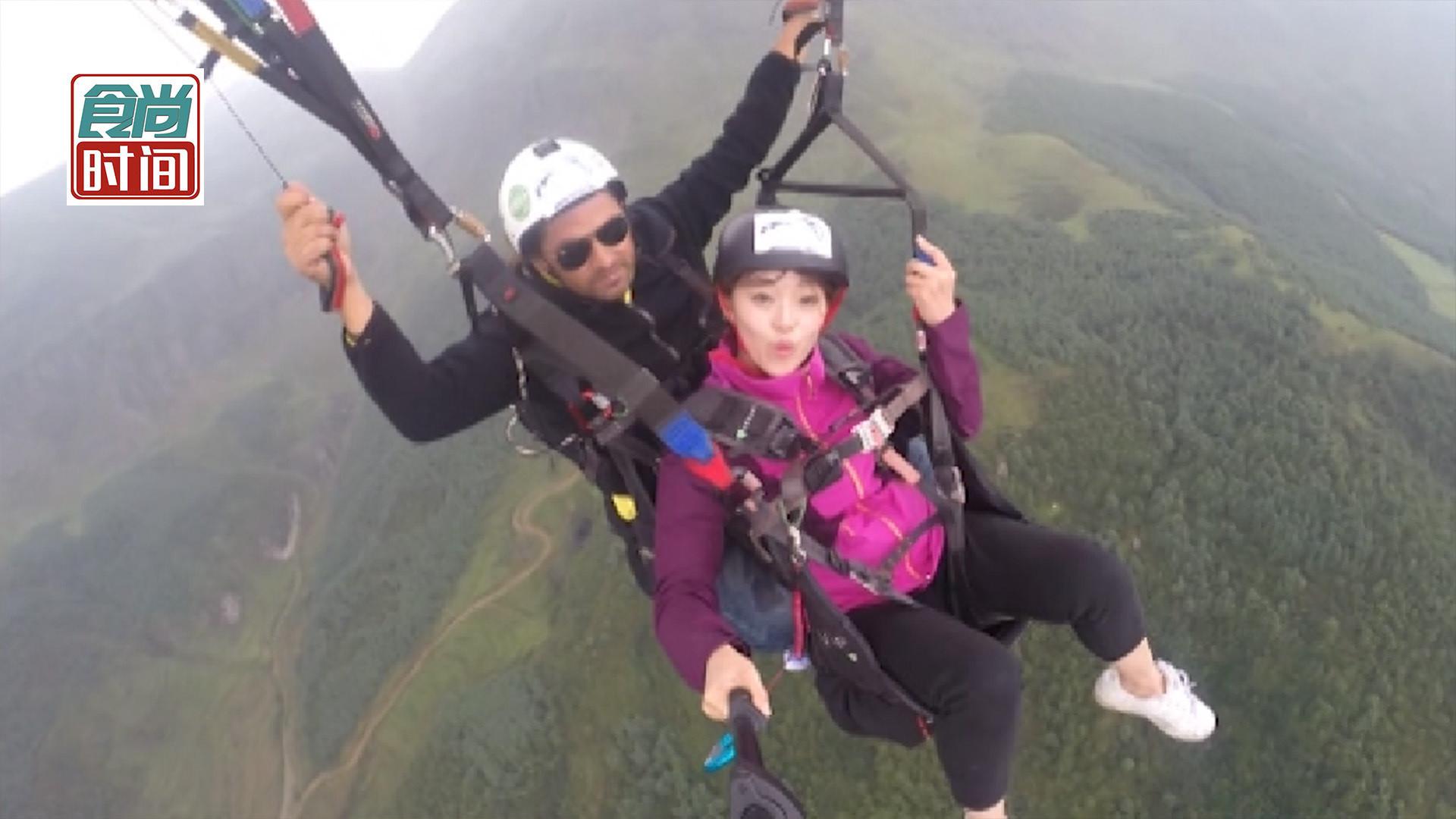 """""""飞""""一般的空中旅行!带你体验极致享受 飞跃乌蒙大草原"""