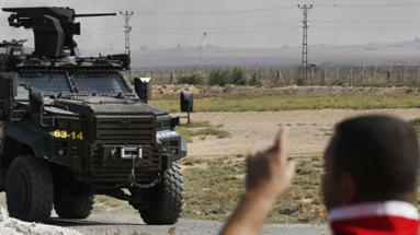"""特朗普:土耳其与叙利亚的冲突像""""小孩打架"""""""