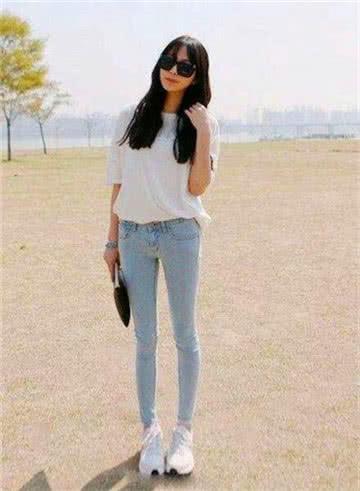 牛仔裤的美让我心中一颤,熟悉的美丽才最有魅力