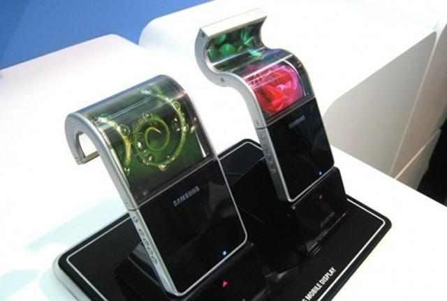 全面屏落伍!三星柔性屏折叠手机或年底发布:卖