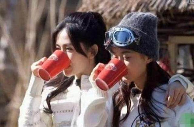 谢娜生下双胞胎,赵丽颖张艺兴都送祝福,十年闺蜜的她却视而不见 娱乐八卦 第2张