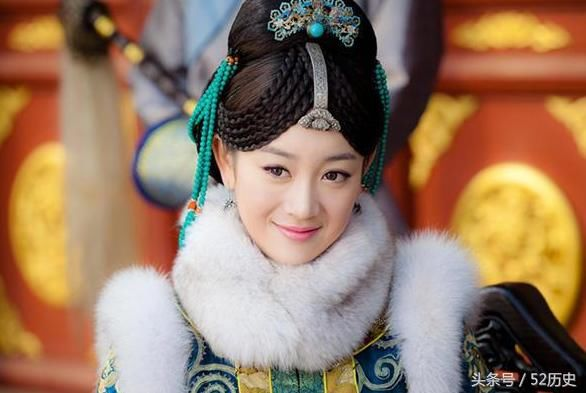 """孝庄太后都不愿意打扰的痴情,第一""""情种""""皇太极与宠妃海兰珠"""