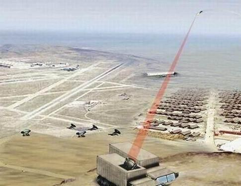 中国激光炮威力惊人 这一克星却令其威力大减(图)
