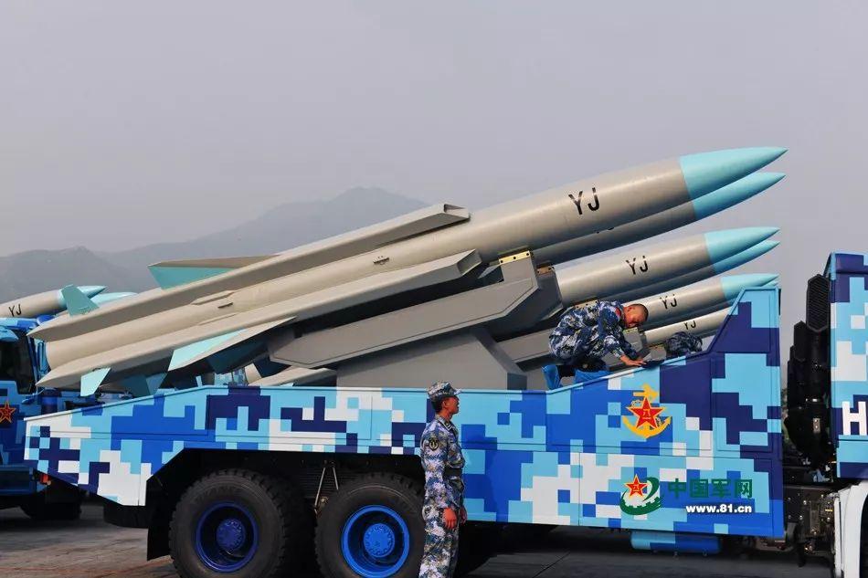 美媒:轰-6K载中国最危险反舰导弹 可毁这款美战机