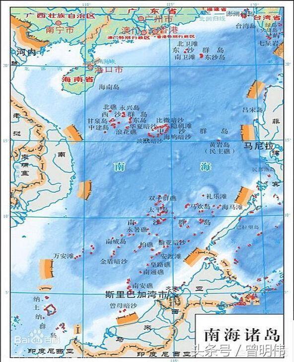 南海美济岛,下一个中国的马尔代夫,你知道它有