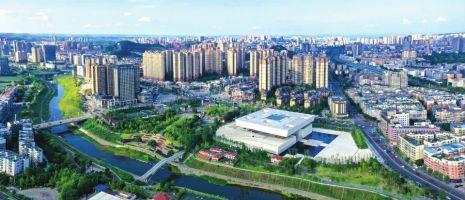 城市发展日新月异 城建项目亮点纷呈