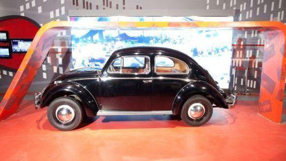 【汽博征集】大众汽车向蒲京汽车博物馆捐赠抗疫见证物