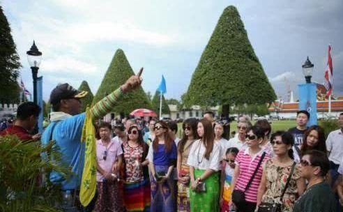 泰国导游:日本有礼貌、韩国人小气,中国人用了