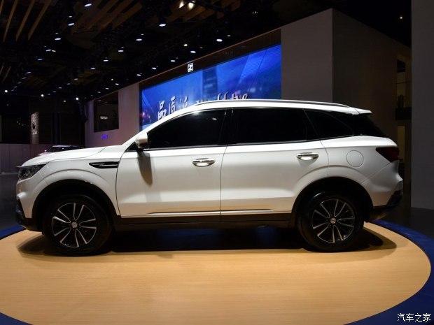 众泰T500几月份上市 众泰SUV越野车七座最新