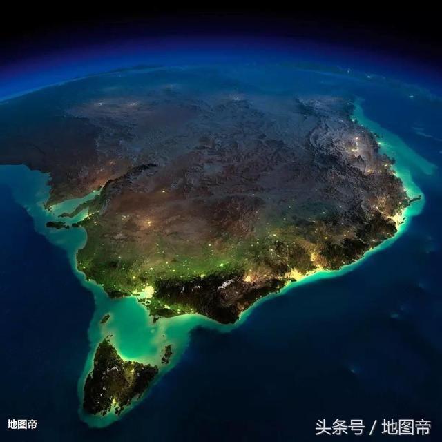 澳大利亚面积达中国八成大小,人口为何只有两