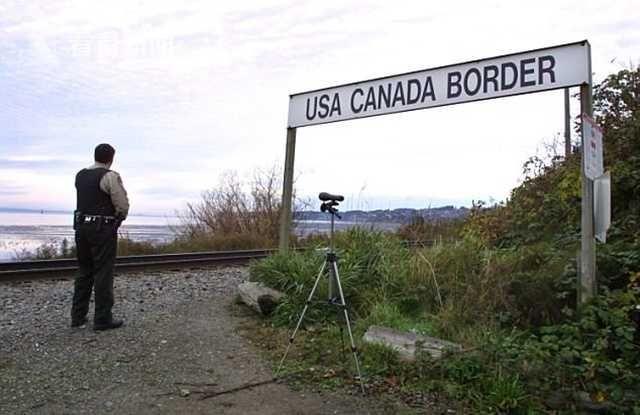 少女加拿大海边慢跑误入美国 遭关押两周还搜身