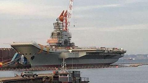 中国为何紧急叫停002型航母建造?