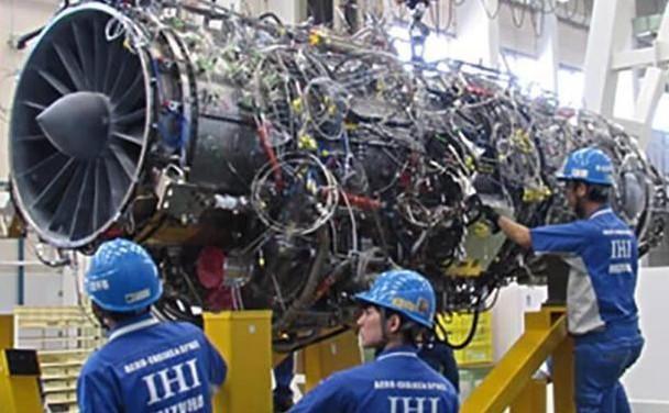 日本涡扇发动机性能超越太行比肩峨眉?现实没