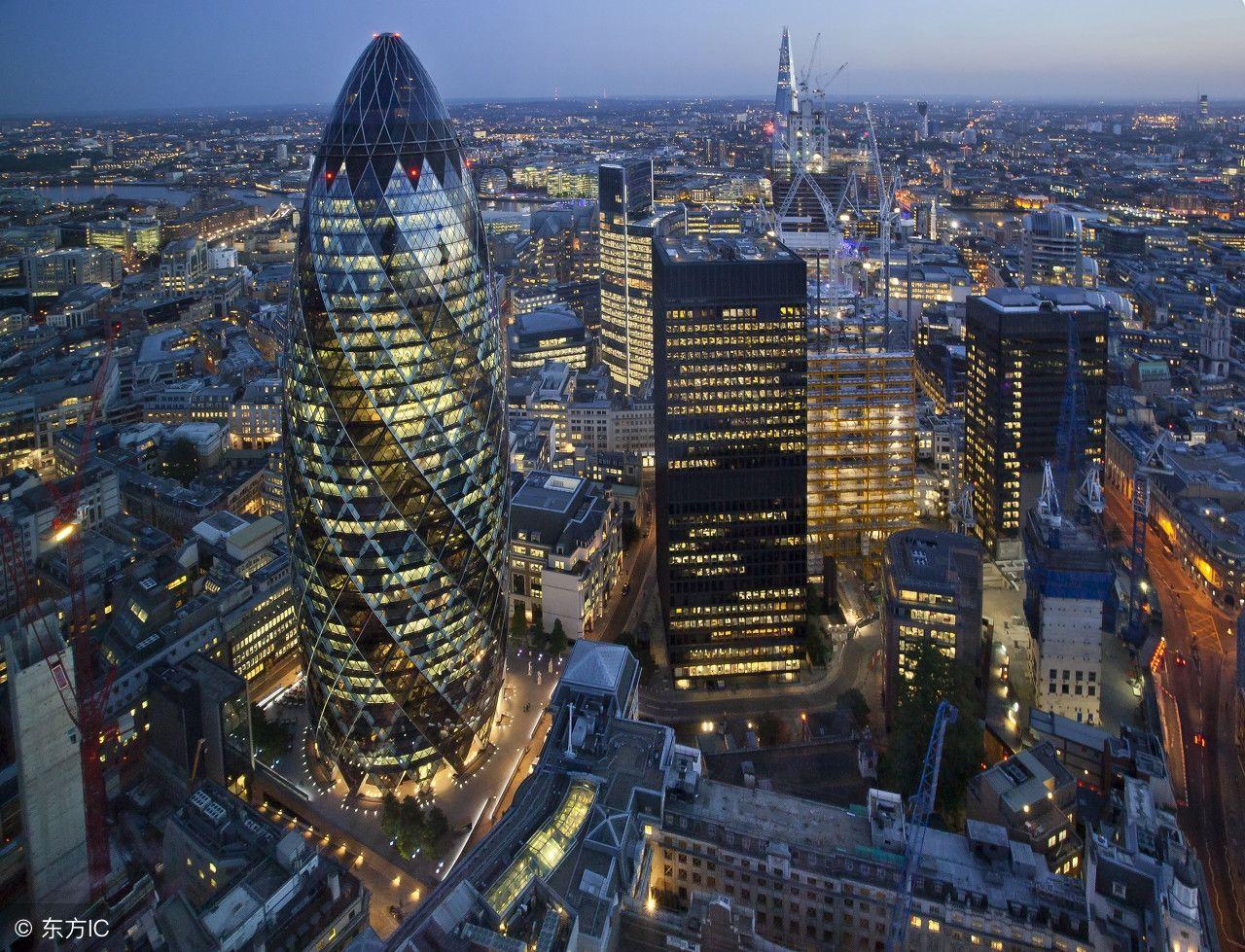 全球九大一线城市权威排名,伦敦纽约位居第一