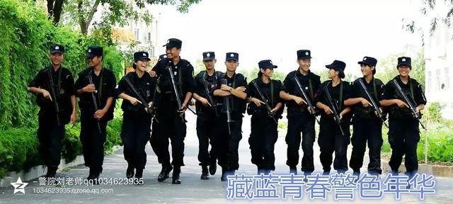 想当警察考警校,高中学什么专业有优势,体育生